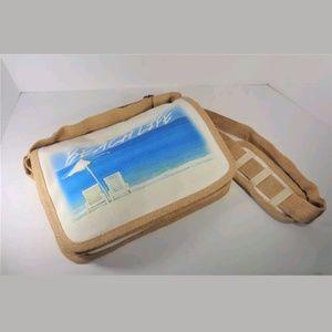 Handbags - CROSS BODY MESSENGER BEACH HANDBAG OVER THE SHOULD